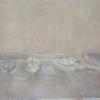Boote, 2010, Öl u.Eitempera/Lw., 120x160cm